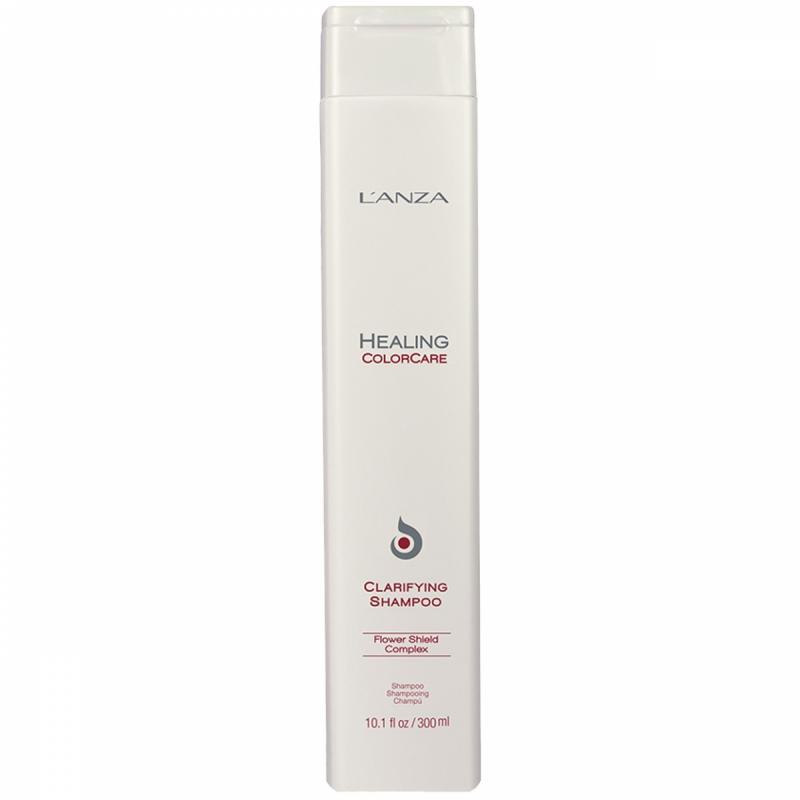 L'anza Healing Color Care Clarifying Shampoo (300ml) ryhmässä Hiustenhoito / Shampoot / Shampoot at Bangerhead.fi (B048800)