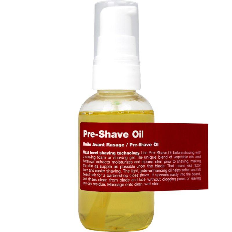 Recipe For Men Pre-Shave Oil (50ml) ryhmässä Miehet / Partatuotteet / Partaöljy at Bangerhead.fi (B048872)