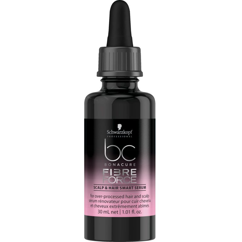 Schwarzkopf Professional BC Fibre Force Smart Serum (30ml) i gruppen Hårvård / Inpackning & treatments / Hårserum hos Bangerhead (B049012)