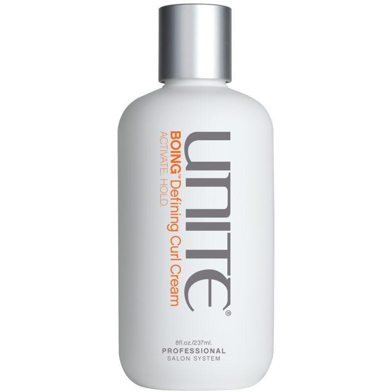 Unite Boing Defining Curl Cream (237ml) ryhmässä Hiustenhoito / Muotoilutuotteet / Muotoilutuotteet kiharoille at Bangerhead.fi (B049111)