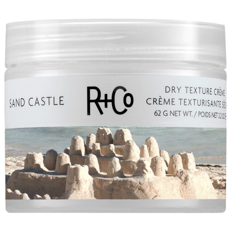 R+Co Sand Castle Dry Texture Creme (62g) ryhmässä Hiustenhoito / Muotoilutuotteet / Hiusvahat & muotoiluvoiteet at Bangerhead.fi (B049160)