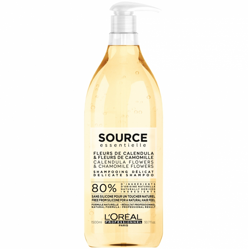 L'Oréal Professionnel Source Essentielle Delicate Shampoo ryhmässä Hiustenhoito / Shampoot & hoitoaineet / Shampoot at Bangerhead.fi (B042829r)