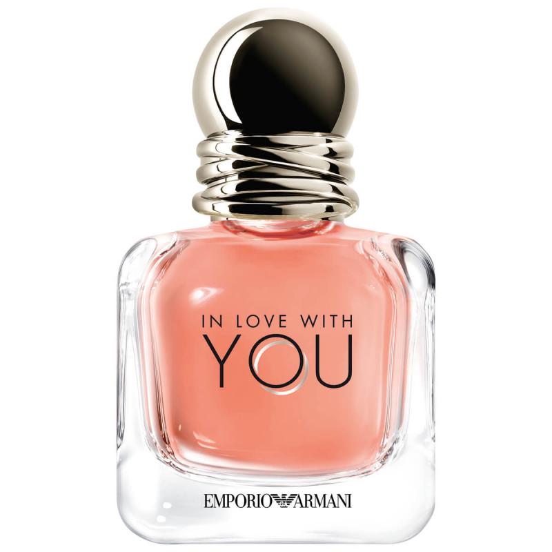 Giorgio Armani Emporio Armani In Love With You EdP i gruppen Parfym / Dam / Eau de Parfum för henne hos Bangerhead (B049208r)