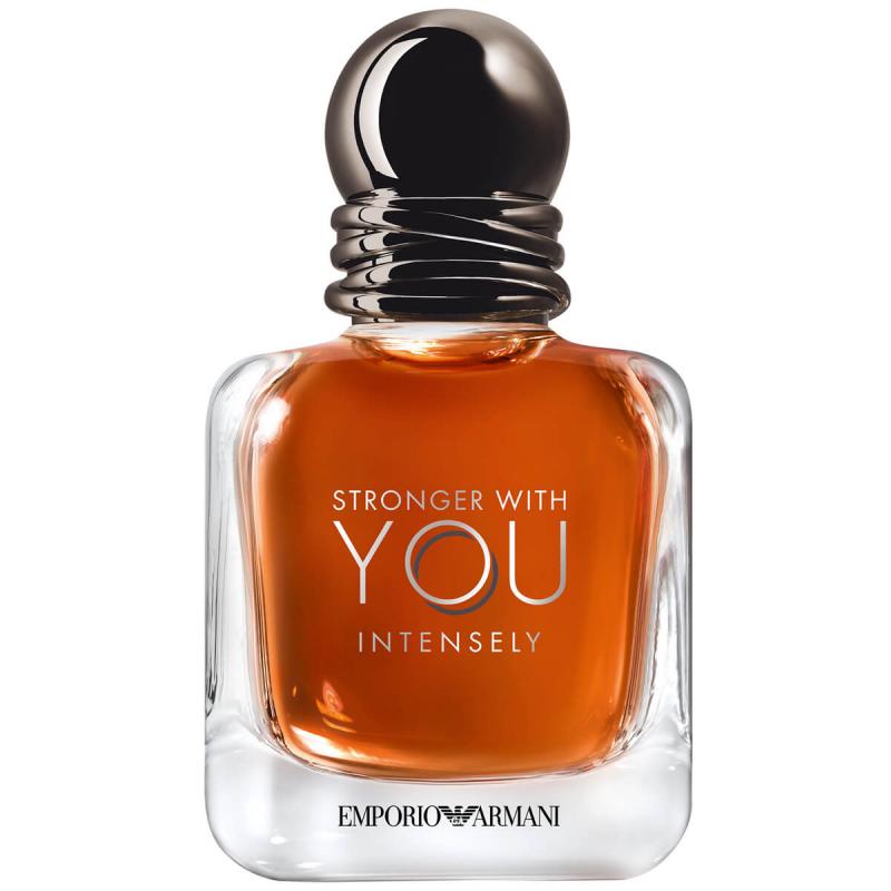 Giorgio Armani Emporio Armani Stronger With You Intensely EdP ryhmässä Tuoksut / Miesten tuoksut / Eau de Parfum miehille at Bangerhead.fi (B049210r)