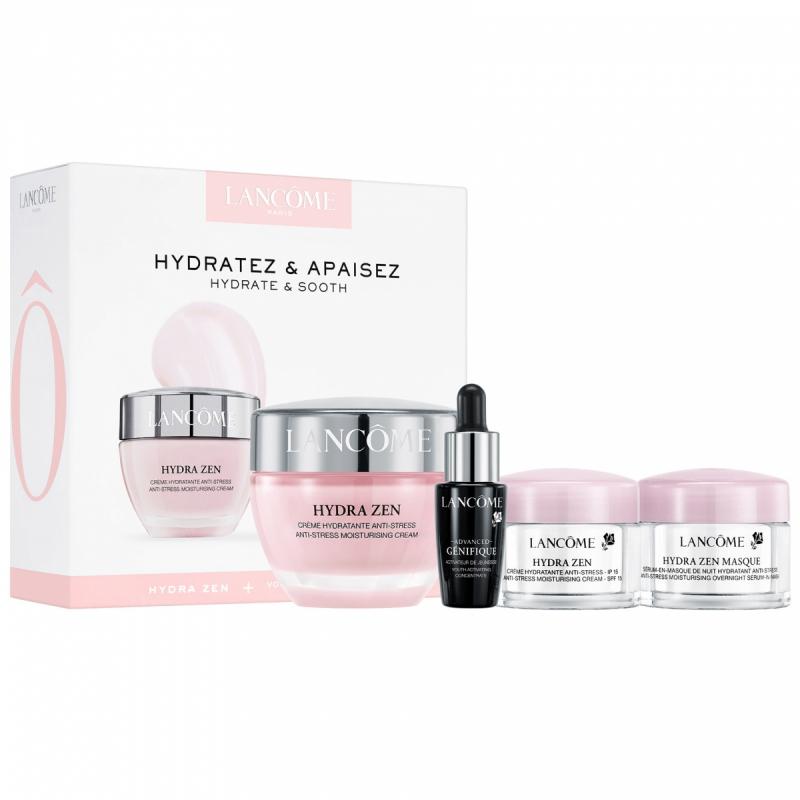 Lancome Hydra Zen Skincare Kit ryhmässä Ihonhoito / Lahjapakkaukset & setit / Aloituspakkaukset  at Bangerhead.fi (B049224)