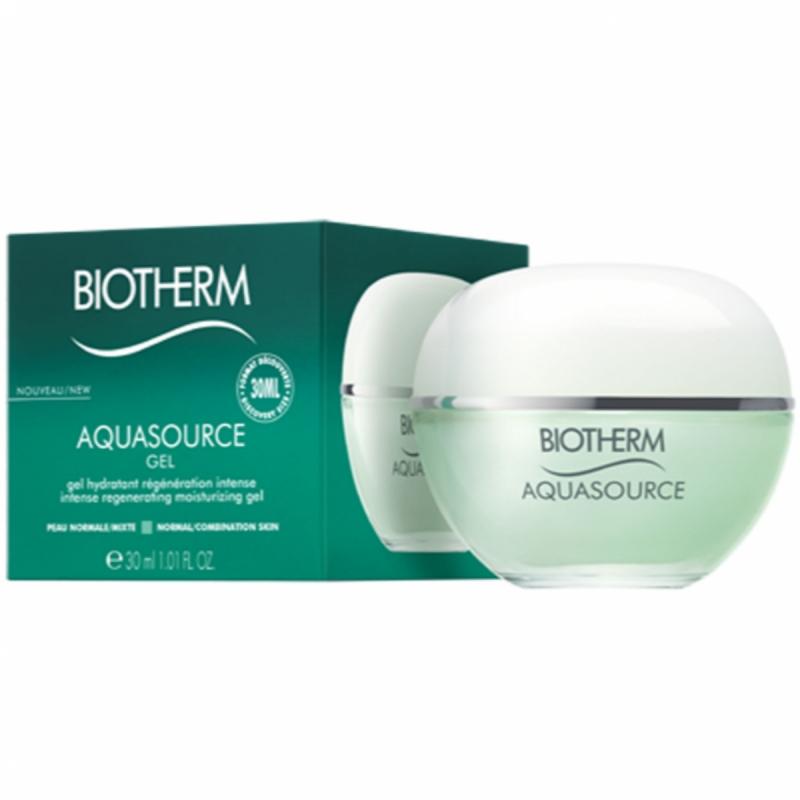 Biotherm Aquasource Gel Normal/Combination Skin (30ml) i gruppen Hudvård / Ansiktskräm / Dagkräm hos Bangerhead (B049313)