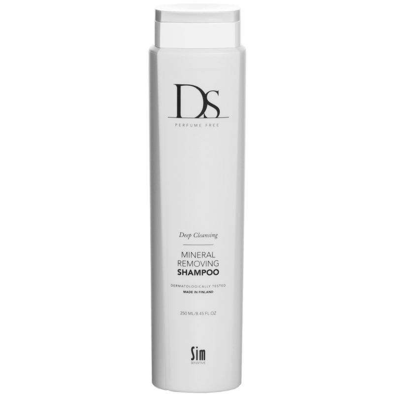 DS SIM Sensitive Mineral Removing Shampoo (250ml) ryhmässä Hiustenhoito / Shampoot & hoitoaineet / Shampoot at Bangerhead.fi (B049363)