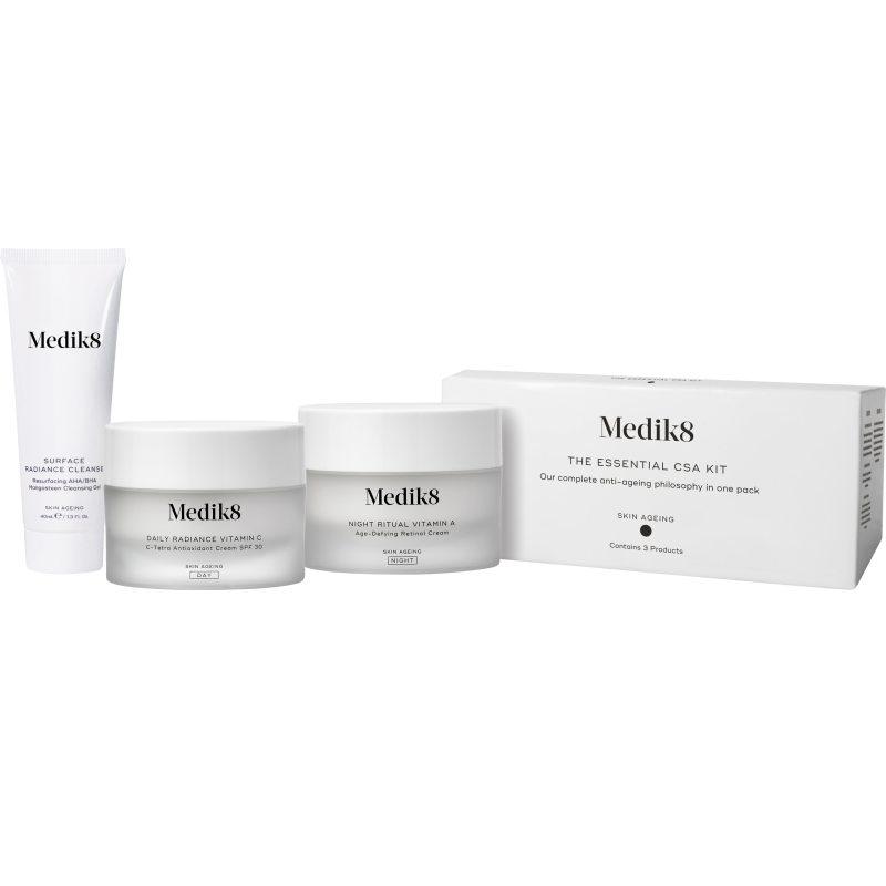 Medik8 The Essential CSAKit i gruppen Hudpleie / Gift set & kits / Start kits hos Bangerhead.no (B049383)
