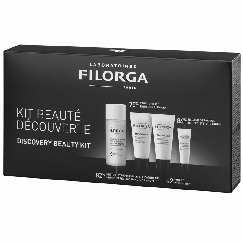Filorga Discovery Kit ryhmässä Ihonhoito / Lahjat & ihonhoitosetit / Lahjapakkaukset at Bangerhead.fi (B049433)