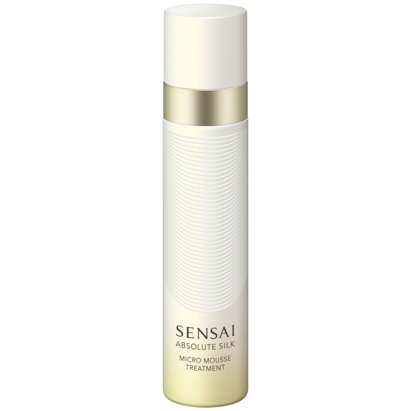 Sensai Absolute Silk Micro Mousse Treatment (90ml) i gruppen Hudvård / Ansiktsåterfuktning / Dagkräm hos Bangerhead (B049448)