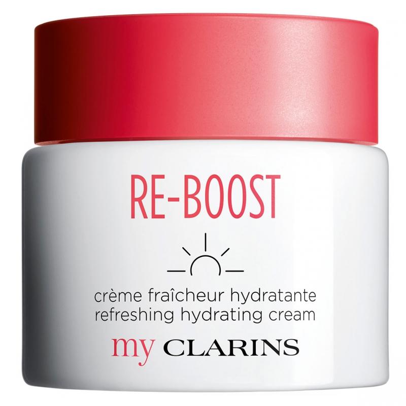 Clarins My Clarins Re-Boost Refreshing Hydrating Cream (50ml) ryhmässä Ihonhoito / Kasvojen kosteutus / Päivävoiteet at Bangerhead.fi (B049451)