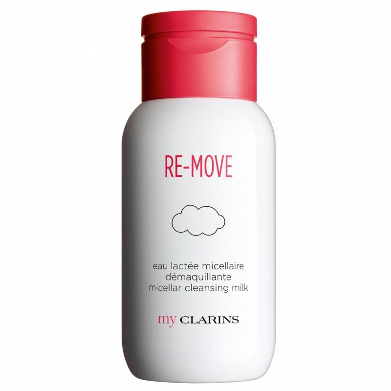Clarins My Clarins Re-Move Micellar Cleansing Milk (200ml) ryhmässä Ihonhoito / Kasvojen puhdistus / Puhdistusmaidot at Bangerhead.fi (B049456)