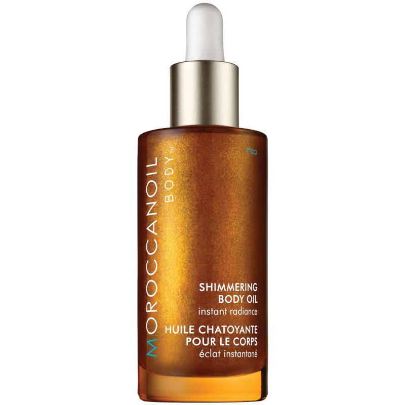 Moroccanoil Body Shimmering Oil (50ml) i gruppen Kroppsvård / Kroppsåterfuktning / Kroppsolja hos Bangerhead (B049532)