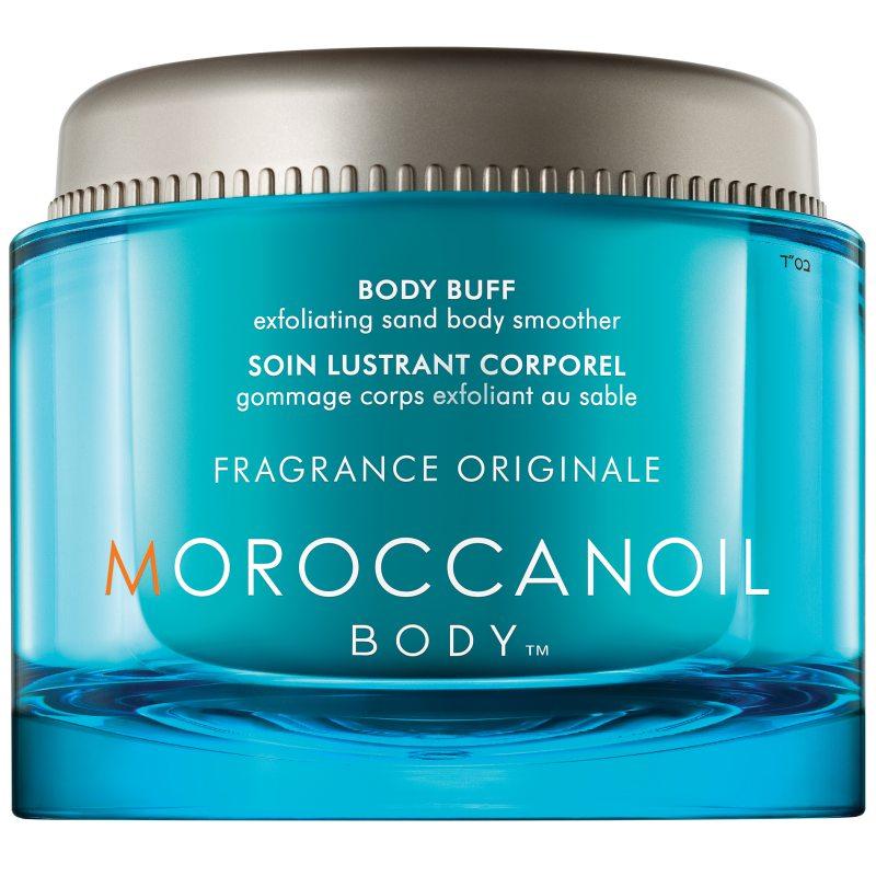 Moroccanoil Body Buff Original (180ml) i gruppen Kroppsvård & spa / Kroppsrengöring / Body scrub & peeling hos Bangerhead (B049536)