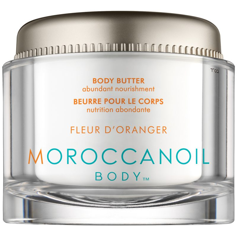 Moroccanoil Body Butter Orange (190ml) i gruppen Kroppsvård / Kroppsåterfuktning / Body butter hos Bangerhead (B049538)
