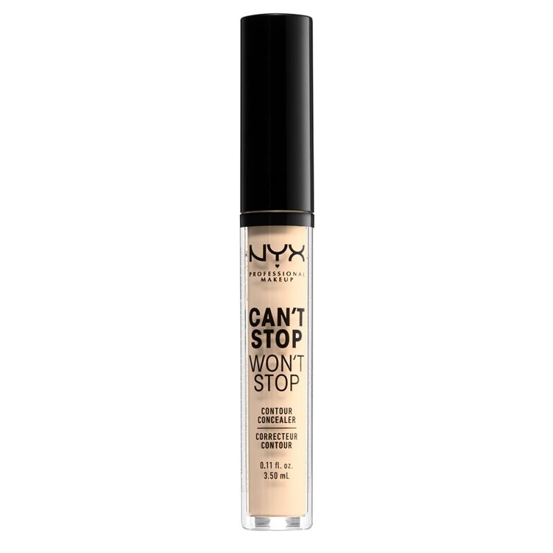 NYX Professional Makeup Cant Stop Wont Stop Concealer ryhmässä Meikit / Pohjameikki / Peitevoiteet at Bangerhead.fi (B049709r)