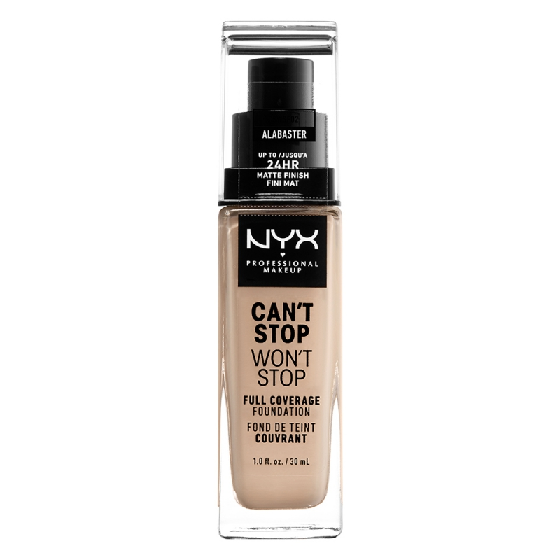 NYX Professional Makeup Cant Stop Wont Stop Foundation i gruppen Makeup / Base / Foundation hos Bangerhead.dk (B049747r)