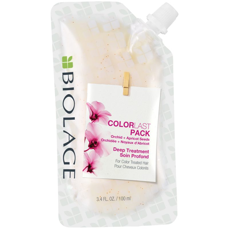 Biolage Color Last Deep Treatment Vibrancy (100ml) i gruppen Hårvård / Hårinpackning & treatments / Hårinpackning hos Bangerhead (B049879)