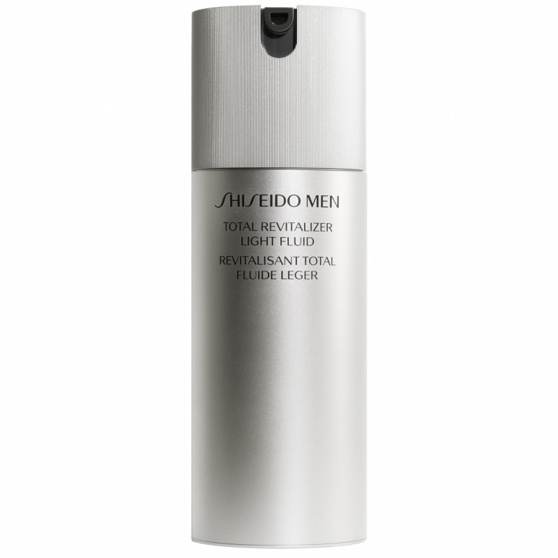Shiseido Men Total Revitalizer Light Fluid (80ml) i gruppen Mann / Hudpleie  for menn / Ansiktskrem hos Bangerhead.no (B049886)