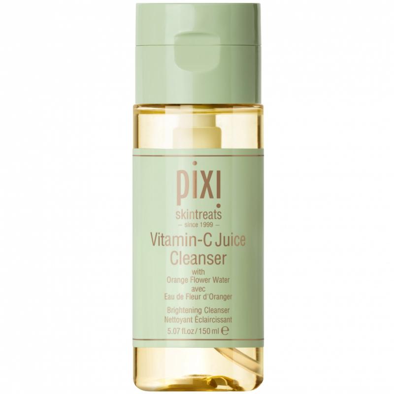 Pixi Vitamin-C Juice Cleanser (150ml)  ryhmässä Ihonhoito / Kasvojen puhdistus / Misellivesi at Bangerhead.fi (B049904)