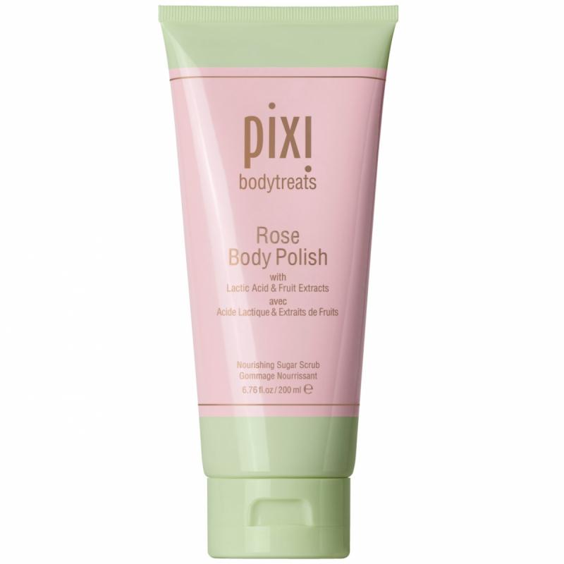 Pixi Rose Body Polish (200ml)  i gruppen Kroppsvård & spa / Kroppsrengöring / Body scrub & peeling hos Bangerhead (B049922)