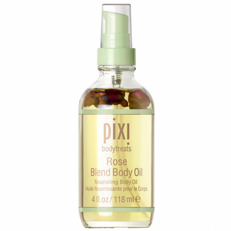 Pixi Rose Blend Body Oil (118ml)  ryhmässä Vartalonhoito  / Vartalon kosteutus / Vartaloöljy at Bangerhead.fi (B049924)