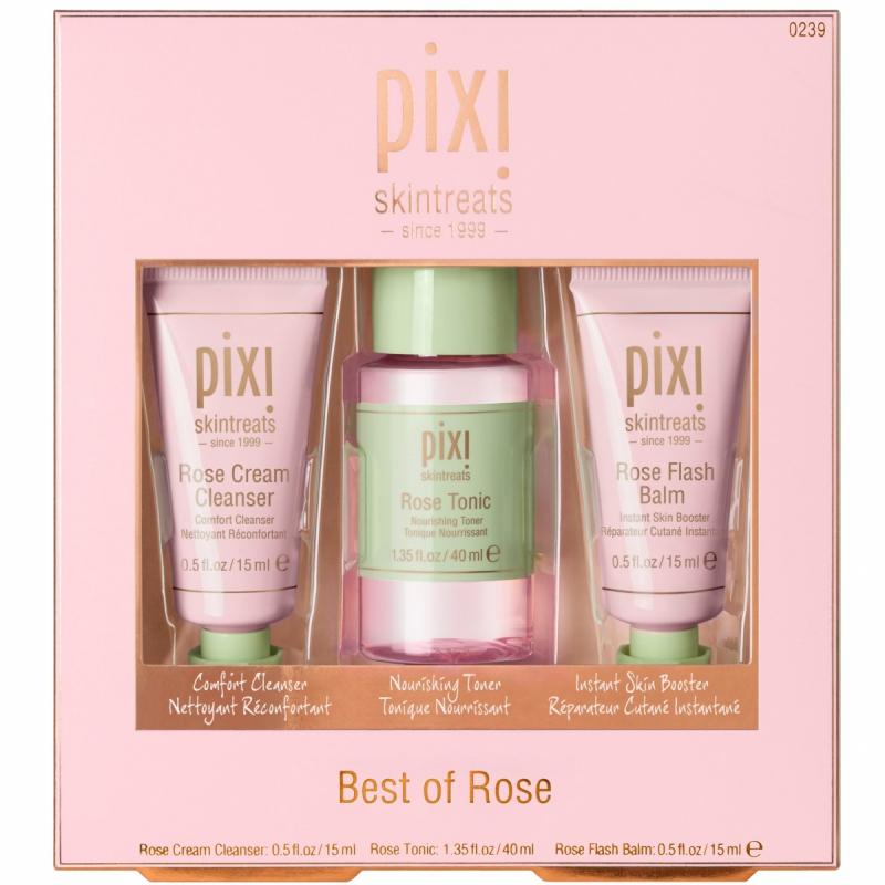 Pixi Best Of Rose Kit ryhmässä Ihonhoito / Lahjapakkaukset & setit / Lahjapakkaukset at Bangerhead.fi (B049931)