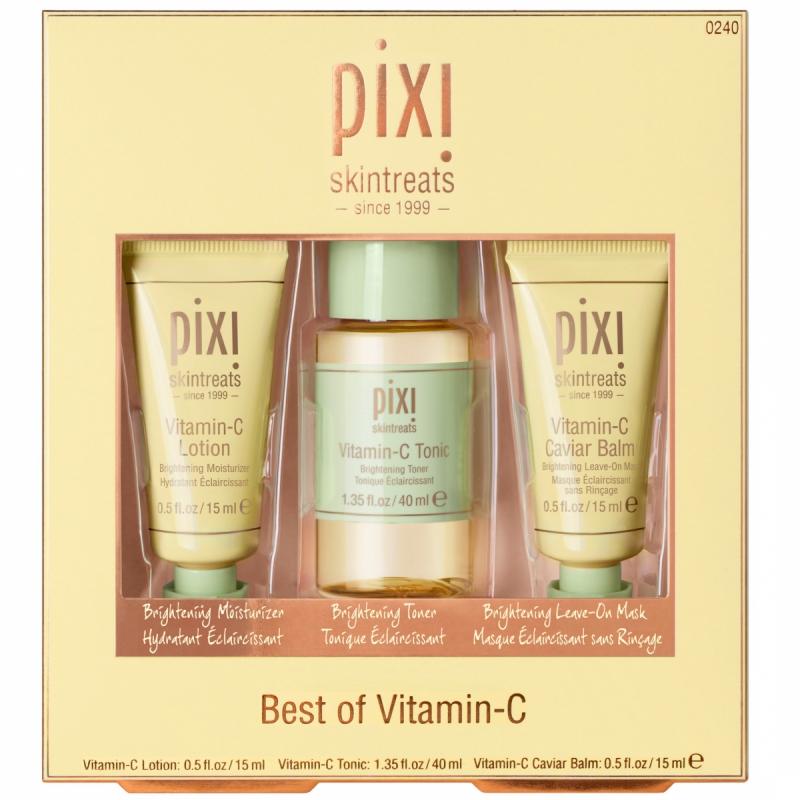 Pixi Best Of Vitamin-C Kit ryhmässä Ihonhoito / Lahjapakkaukset & setit / Lahjapakkaukset at Bangerhead.fi (B049932)