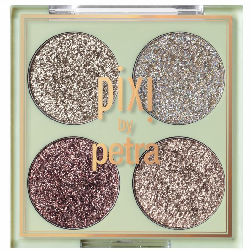 Pixi Glitter-Y Eye Quad ryhmässä Meikit / Silmät / Luomiväripaletit at Bangerhead.fi (B049939r)