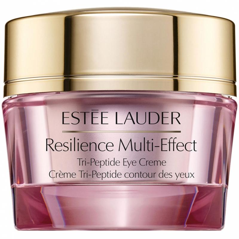 Estee Lauder Resilience Multi-Effect Tri-Peptide Eye Cream (15ml) ryhmässä Ihonhoito / Silmät / Silmänympärysvoiteet at Bangerhead.fi (B049970)