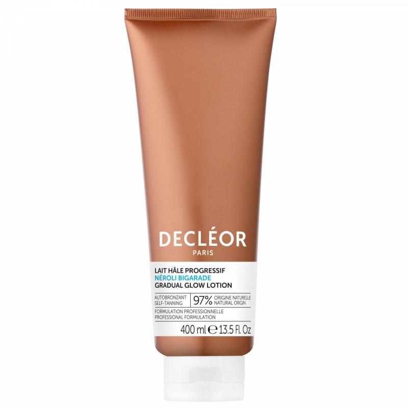 Decleor Aroma Confort Systeme Corps-Natural Glow Body Milk (400ml) ryhmässä Vartalonhoito & spa / Vartalon kosteutus / Vartalovoiteet at Bangerhead.fi (B049989)