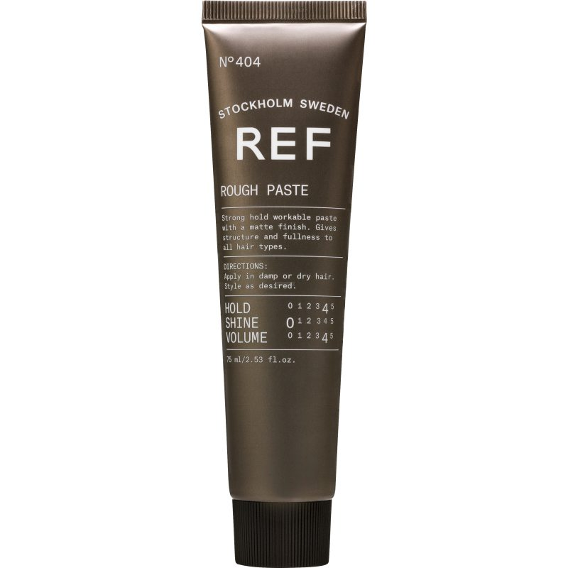 REF Rough Paste (75ml) i gruppen Man / Hårvård / Styling hos Bangerhead (B050051)