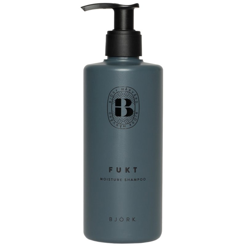 Björk Fukt Shampoo (300ml) ryhmässä Hiustenhoito / Shampoot / Shampoot at Bangerhead.fi (B050193)