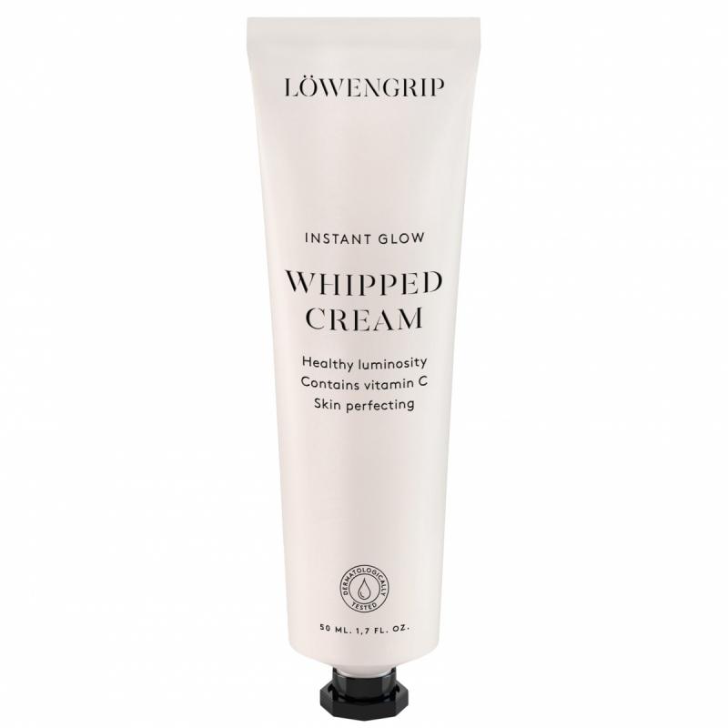 Löwengrip Instant Glow Whipped Cream (50ml) ryhmässä Ihonhoito / Kasvojen kosteutus / 24 tunnin voiteet at Bangerhead.fi (B050366)