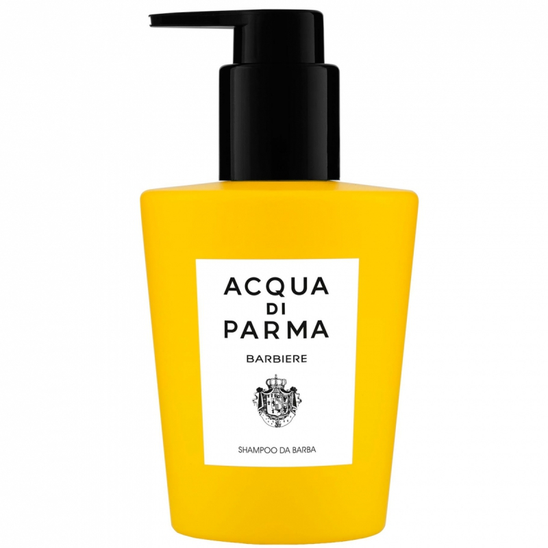 Acqua Di Parma Barbiere Beard Wash (200ml) i gruppen Man / Rakning & grooming för män / Groomingolja & vax hos Bangerhead (B050377)