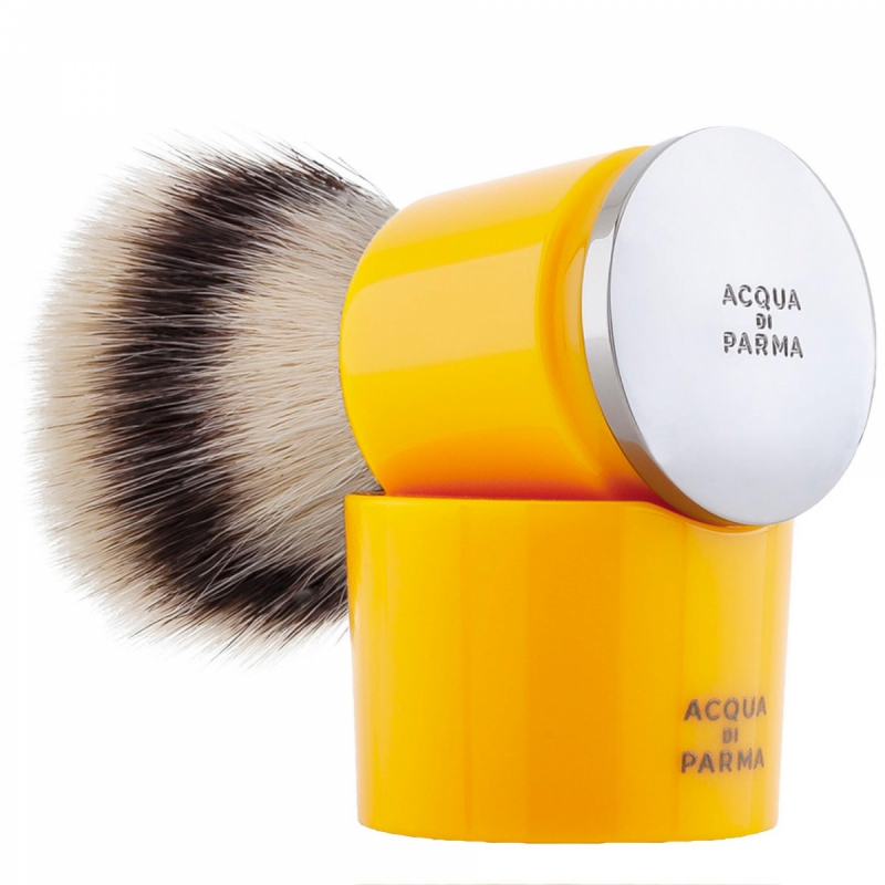Acqua Di Parma Yellow Shaving Brush i gruppen Man / Barbering / Rakhyvel & rakborste hos Bangerhead (B050395)