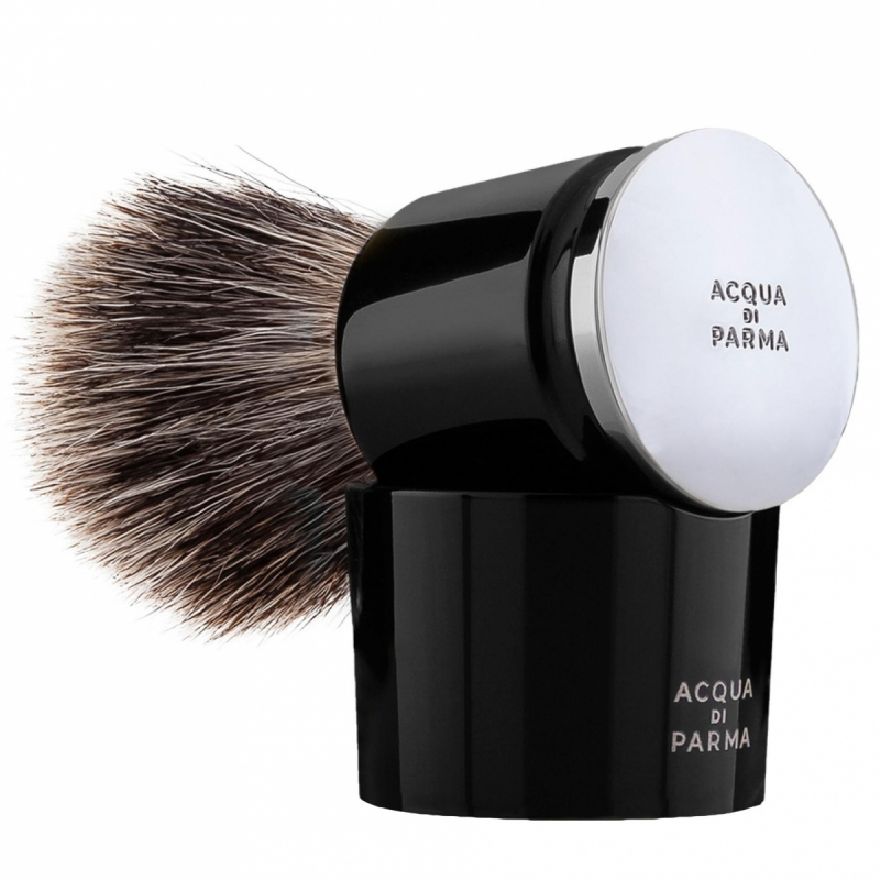 Acqua Di Parma Black Badger Shaving Brush ryhmässä Miehet / Parranajo miehille / Partahöylät ja - harjat at Bangerhead.fi (B050396)