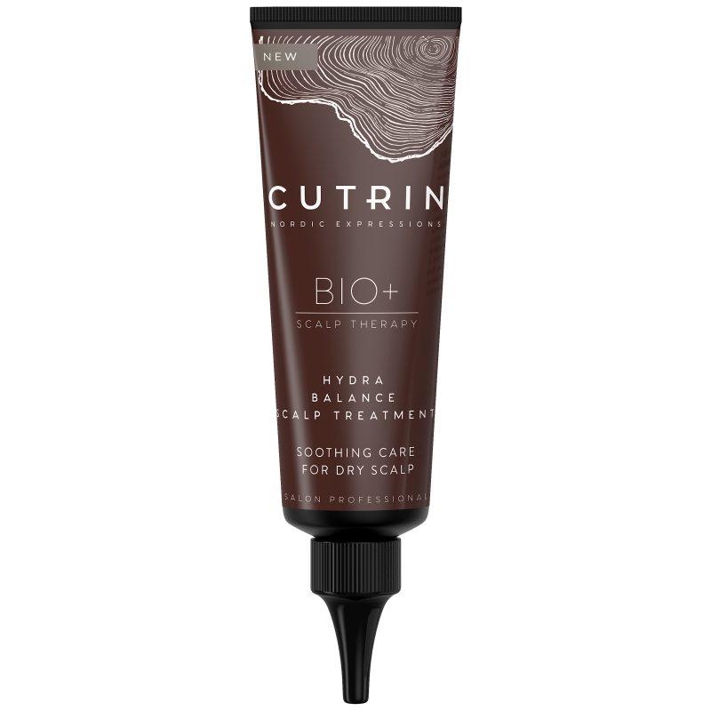 Cutrin Bio+ Hydra Balance Scalp Treatment (75ml) ryhmässä Hiustenhoito / Hiusnaamiot ja hoitotuotteet / Hiuspohjan hoitotuotteet at Bangerhead.fi (B050449)