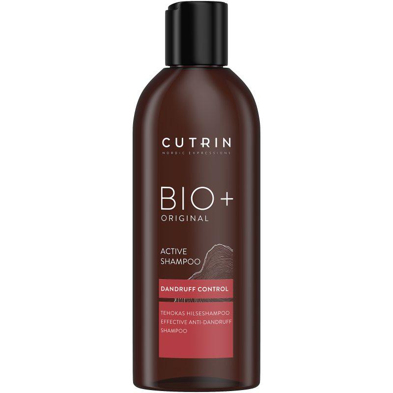 Cutrin Bio+ Original Active Shampoo (200ml) ryhmässä Hiustenhoito / Shampoot / Shampoot at Bangerhead.fi (B050459)