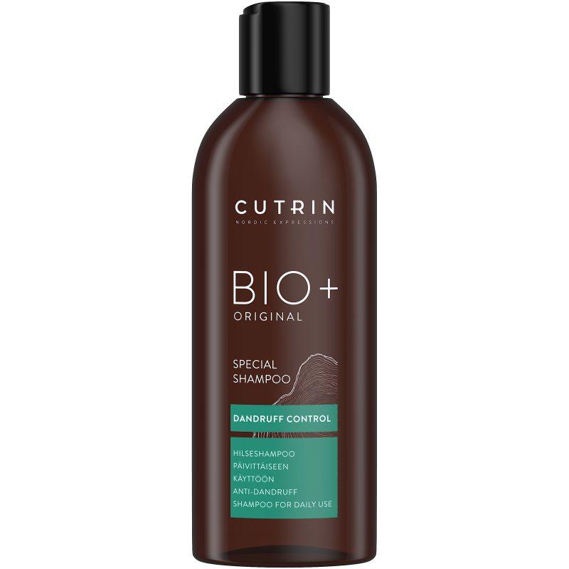 Cutrin Bio+ Original Special Shampoo (200ml) ryhmässä Hiustenhoito / Shampoot & hoitoaineet / Shampoot at Bangerhead.fi (B050460)
