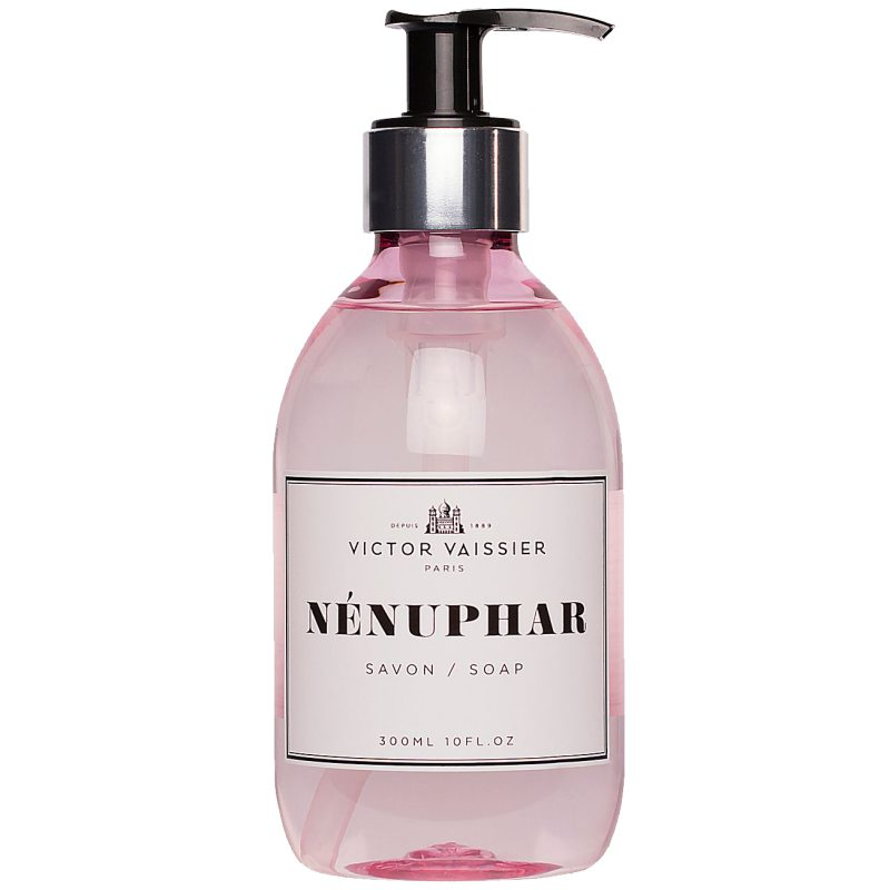 Victor Vaissier Liquid Soap Nenuphar (300ml) i gruppen Kroppsvård & spa / Händer & fötter / Handtvål hos Bangerhead (B050498)