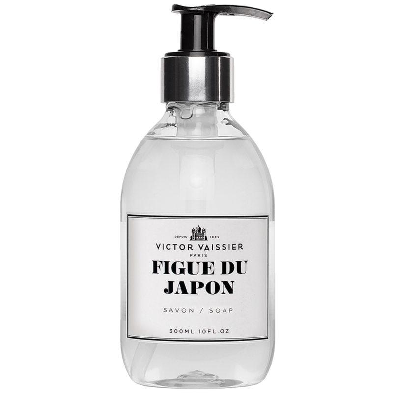 Victor Vaissier Liquid Soap Figue Du Japon (300ml) i gruppen Kroppsvård & spa / Händer & fötter / Handtvål hos Bangerhead (B050504)