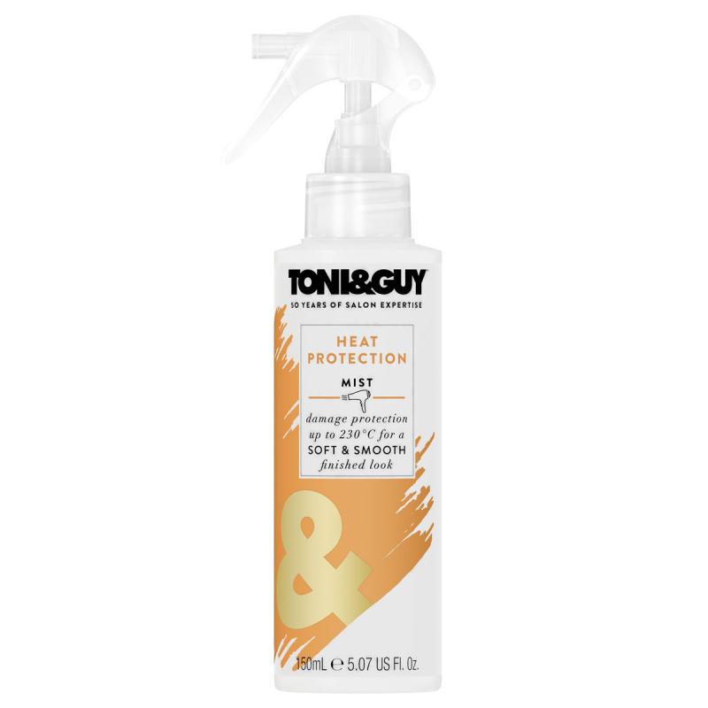 Toni&Guy Heat Protection Mist (150ml) i gruppen Hårvård / Styling / Värmeskydd hos Bangerhead (B050560)