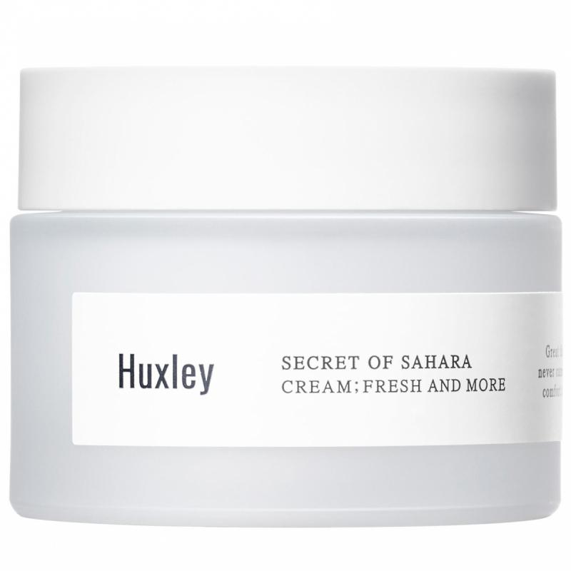 Huxley Cream Fresh And More (50ml) i gruppen Hudvård / Ansiktskräm / Dagkräm hos Bangerhead (B050574)
