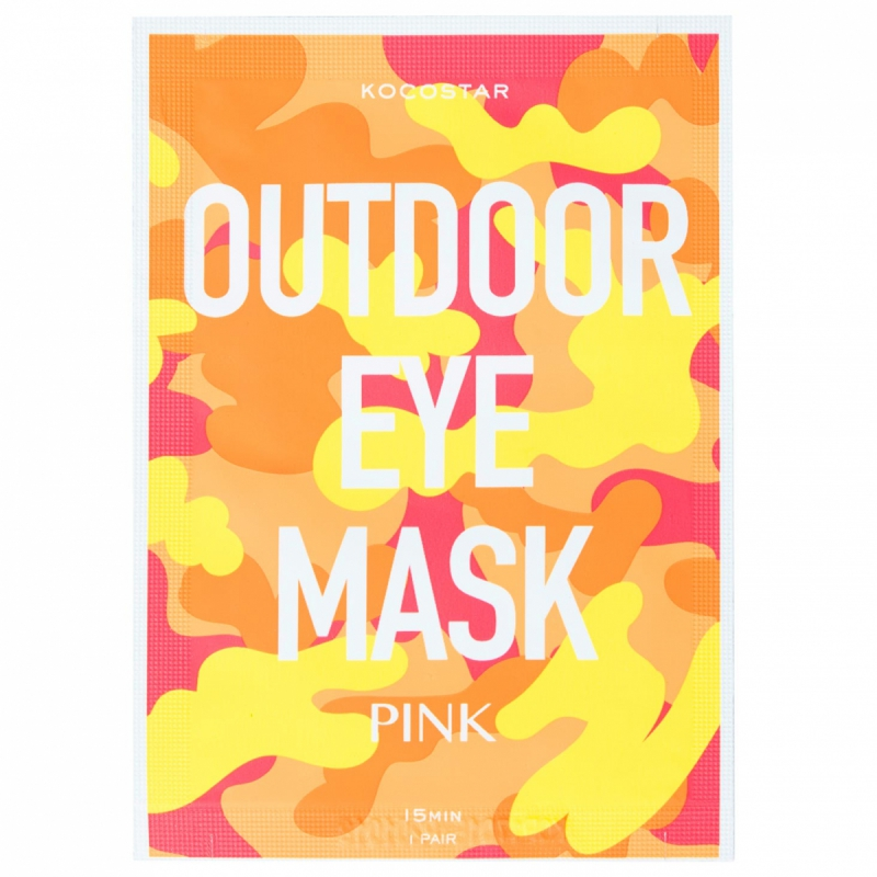 KOCOSTAR Camouflage Outdoor Eye Mask i gruppen Hudvård / Ögon / Ögonmask hos Bangerhead (B050589)