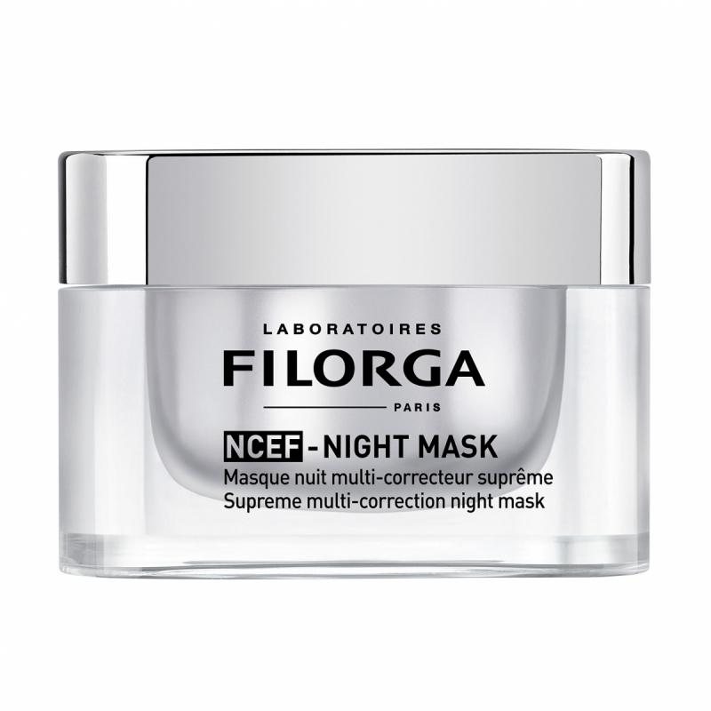 Filorga NCEF Night Mask (50ml) ryhmässä Ihonhoito / Kasvonaamiot / Uninaamiot at Bangerhead.fi (B050630)