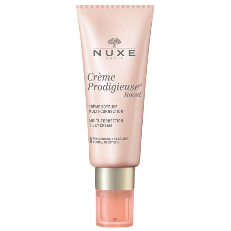 NUXE Créme Prodigieuse Boost Multi-Corrective Gel Cream (40ml) ryhmässä Ihonhoito / Kasvojen kosteutus / Päivävoiteet at Bangerhead.fi (B050637)