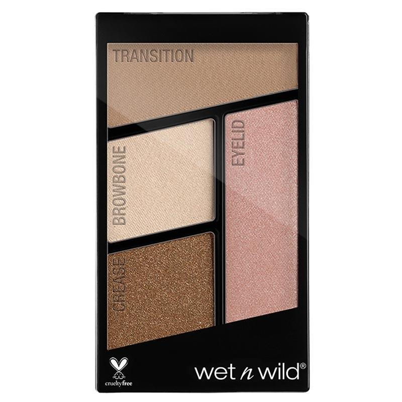 Wet n Wild Color Icon Eyeshadow Quads i gruppen Makeup / Ögon / Ögonskuggspalett hos Bangerhead (B050824r)