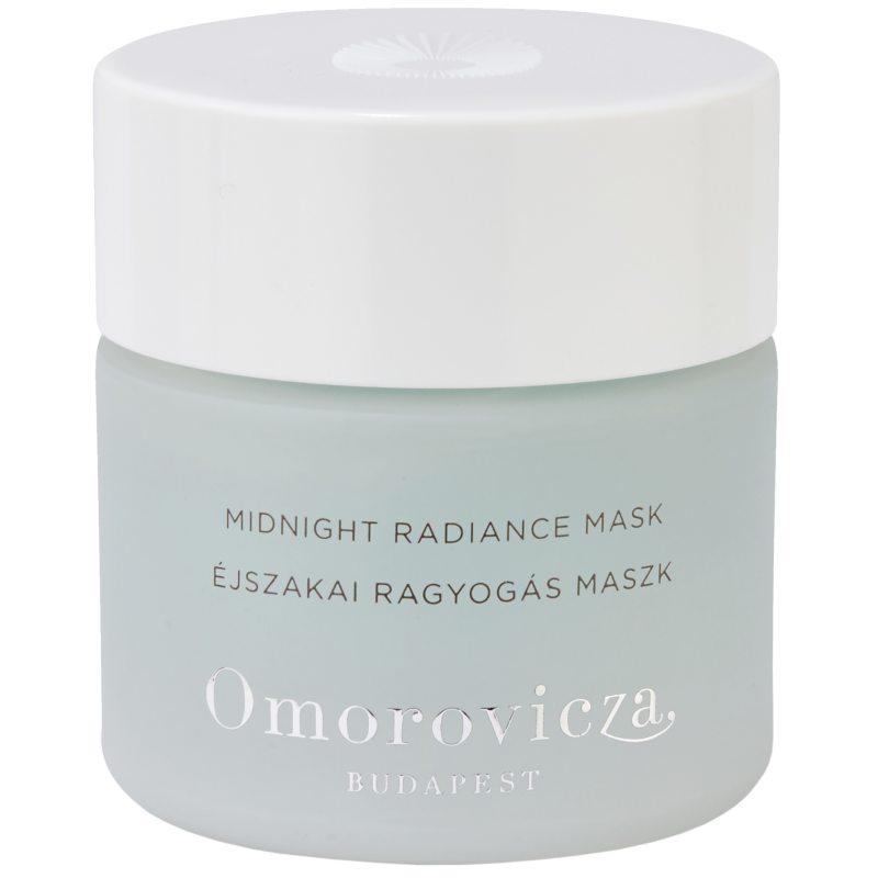 Omorovicza Midnight Radiance Mask (50ml)  ryhmässä Ihonhoito / Kasvonaamiot / Uninaamiot at Bangerhead.fi (B050999)