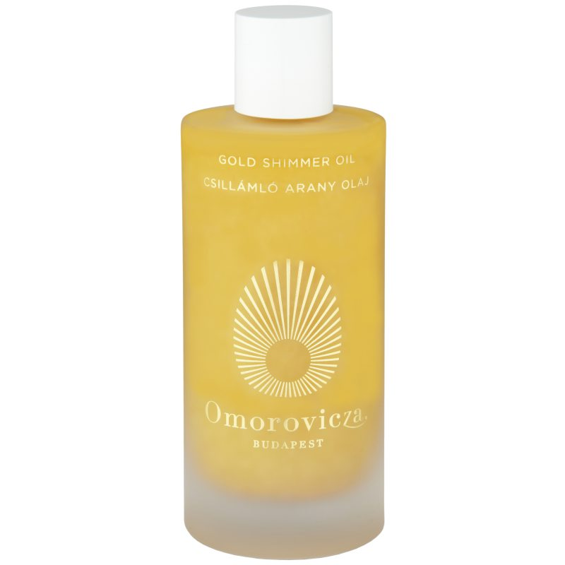 Omorovicza Gold Shimmer Oil (100ml)  i gruppen Kroppsvård & spa / Kroppsåterfuktning / Kroppsolja hos Bangerhead (B051004)
